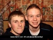 Tom Connor & Liam Newton 18th @ Hodgsons