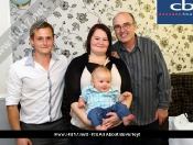 Alfie Ashby's Christening Party @ Oddfellows