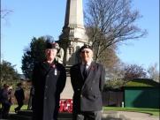 Armistice Day in Beverley