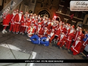 Royal Standard Invaded By Seventy Santa's