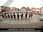 Beverley Armed Forces Day