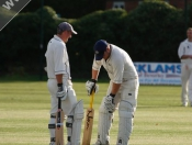Beverley 1st XI finished their season with a resounding nine wicket win at home to Clifton Alliance.
