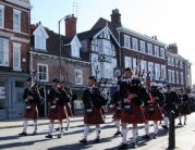 Beverley Pipe Band