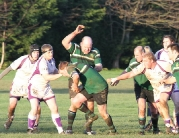 Beverley RUFC 2nd XV Vs Scunthorpe RUFC