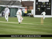 Beverley Town CC Vs Tadcaster Magnet CC