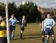 Beverley Town Vs Hessle Sporting Club