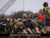 Beverley RUFC Vs Goole