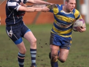 Blue & Golds Go On Scoring Spree At The Leisure Centre