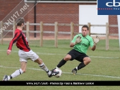 Chalk Lane Remain Top Despite Drawing With St Andrews