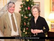 Christmas Canapés @ Burton Mount
