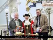Cllr Margaret Pinder Thanks Beverley As New Mayor Is Ellected