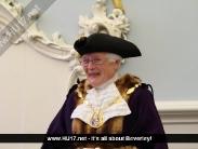 David Elvidge Final Duties as Mayor