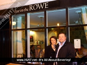 Dine on the ROWE