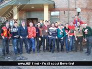 Distasteful Christmas Jumper Pub Crawl