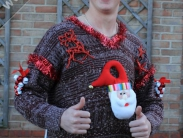 Distasteful Christmas Jumper Pub Crawl