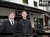 Duncan James Makes Special Appearance At Lucca Bar Launch Party