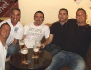 England Vs Algeria @ The Humber Keel