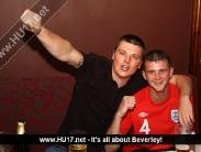 England Vs Algeria @ The Sloop Inn