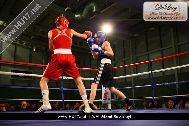 England Amateur Boxing