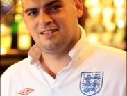 England Vs Slovenia @ The Kings Head & Beaver