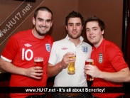 England Vs USA @ The Beaver