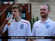 England Vs USA @ The Kings Head