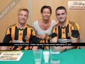 Fans Get To Meet Hull City Heroes At Beverley Leisure Centre
