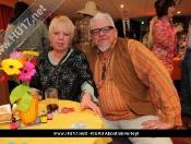 Flower Power: Mike Rymer's 60th Birthday