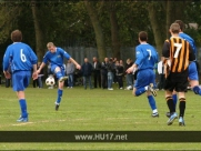 Humber Colts Vs Hull City Supporters