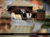 Futuristic Stations & Model Trains On Display AT Beverley Minster