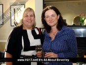 Ginny Vorwerg New Chair of Beverley Ladies Circle