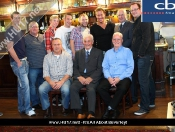 Gordon Cambell celebrated his 80th birthday with friends and family at The Lady le Gros pub, Beverley.