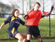 Hessle Town Women & Girls Vs Hull Univeristy Ladies