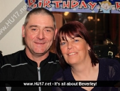 Birthday Beverley RUFC
