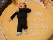 Julie Blake's 40th