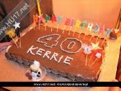 Kerrie Franklin's 40th Birthday