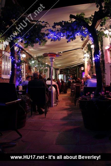 Restaurants In Beverley North Bar Within