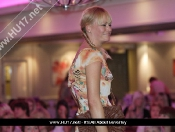 Lucy Cressey Models @ Dainty Damsels Show