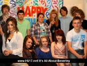 Megan Tattersall's 17th Birthday