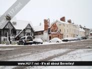 Snow in Beverley