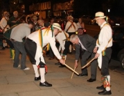 Morris Dancing at the Royal Standard