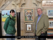 Neil Helyard & His Students Art Exhibition Opens Its Doors To The Public