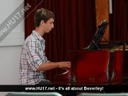 Piano Masterclass at the Hexagon Centre