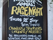 Race Night @ The wool Pack Inn