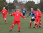 Ricketts Masters Football in Beverley