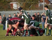 Beverley RUFC Vs Sheffield Tigers