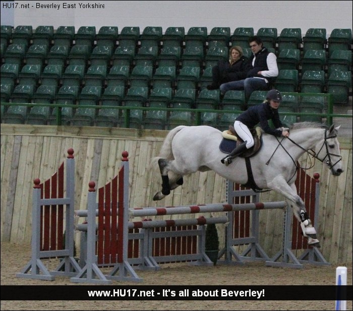 Showjumping Action from Bishop Burton College