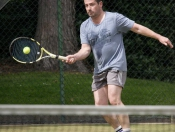 Tom Davies Wins The Men's Singles Title At Final's Day
