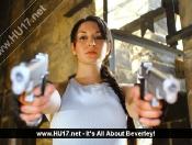Heidi Taylor - Tomb Raider