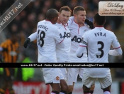 United Come From Behind To Beat Hull City